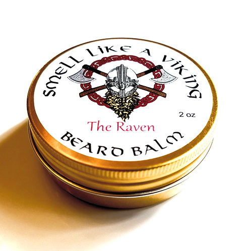 The Raven Beard Balm/Butter