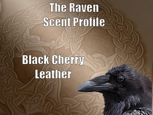 The Raven Beard Oil