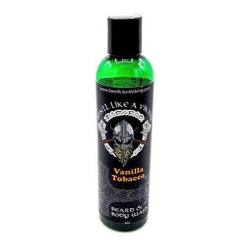 Vanilla Tobacco Beard/Body wash