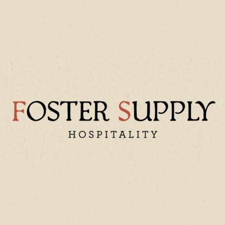 Foster Supply Hospitality