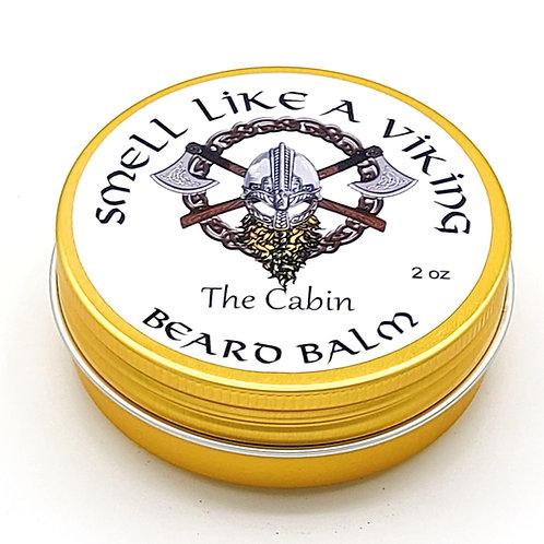The Cabin Beard Balm/Butter