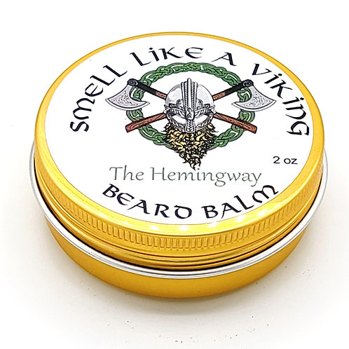 The Hemingway Beard Balm/Butter