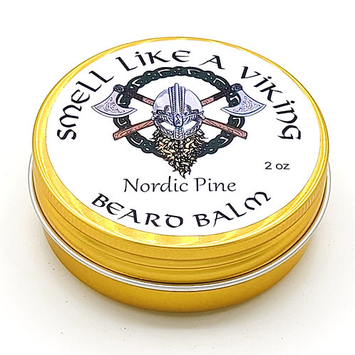 Nordic Pine Beard Balm/Butter