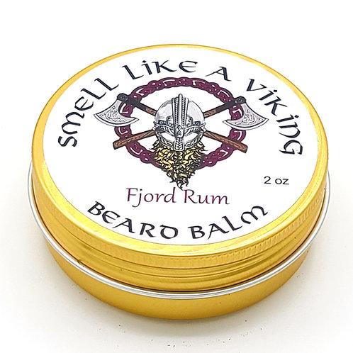 Fjord Rum Beard Balm/Butter