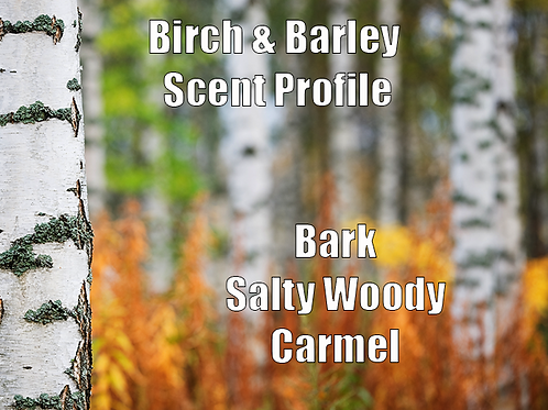 Birch & Barley Beard Oil