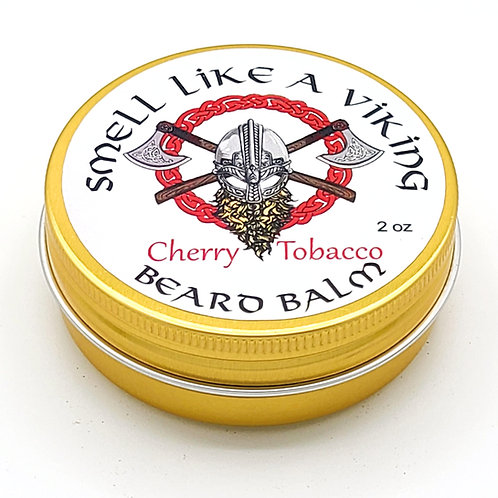 Cherry Tobacco Beard Balm/Butter