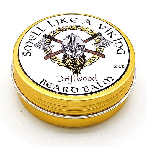 Tortola Driftwood Beard Balm/Butter