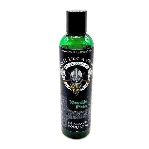 Nordic Pine Beard/Body wash