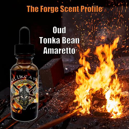 The Forge Beard Oil