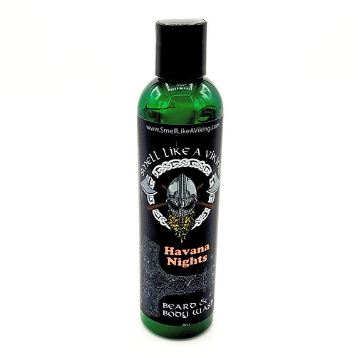 Havana Nights Beard/Body wash