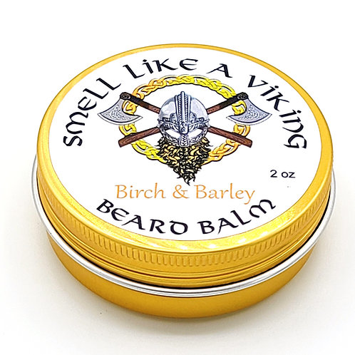 Birch & Barley Beard Balm/Butter