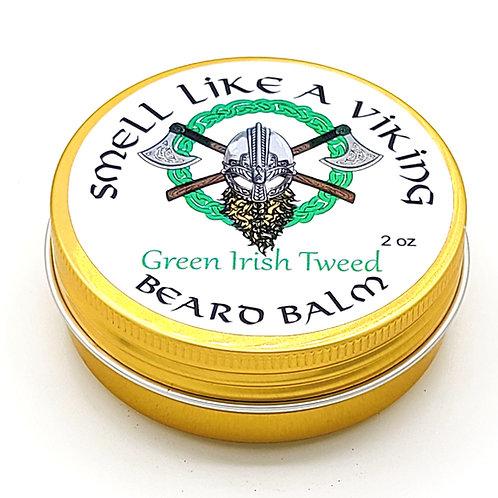 Green Irish Tweed Beard Balm/Butter