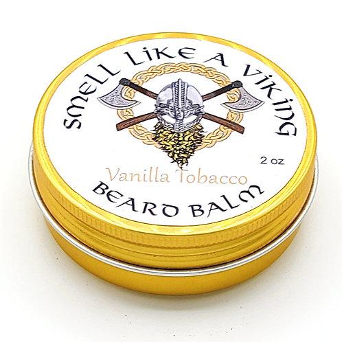 Vanilla Tobacco Beard Balm/Butter