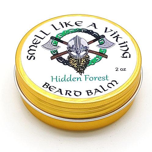 Hidden Forrest Beard Balm/Butter