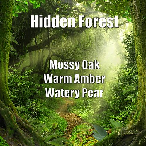 Hidden Forest Beard Oil