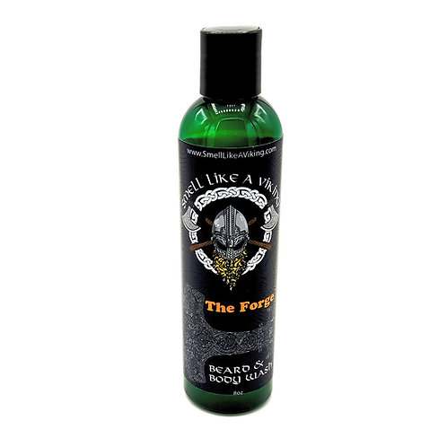 The Forge Beard/Body wash