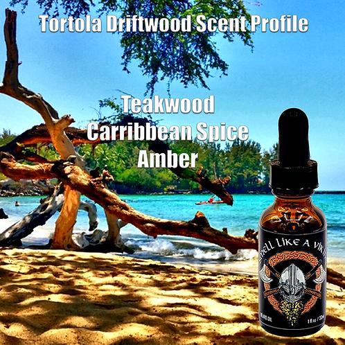 Tortola Driftwood