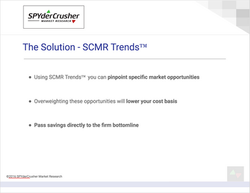The Solution - SCMR Trends™