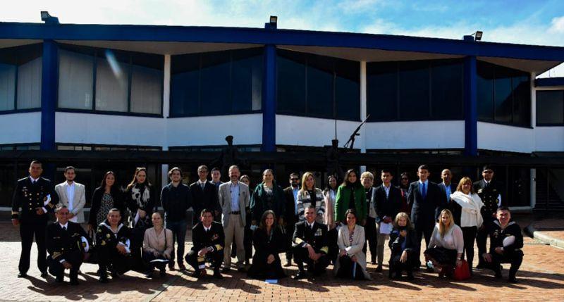La Armada Nacional de Colombia reconoce a Eko Planet