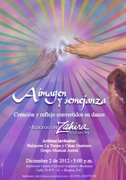 Danza con Zahira
