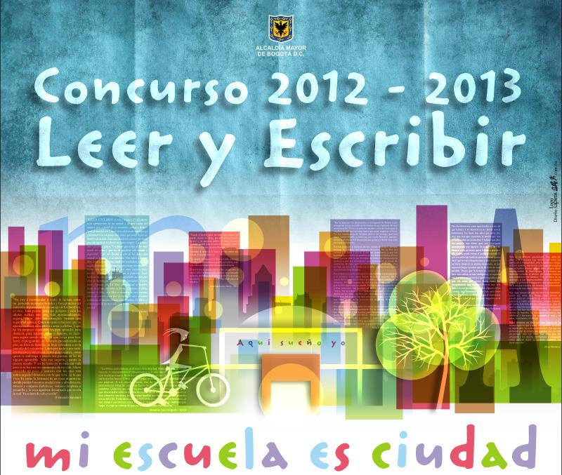 Concurso Leer y Escribir 2012-2013