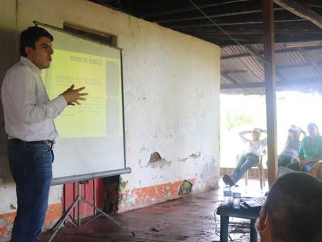 Eko Bojacá empodera a los cultivadores con capacitaciones presenciales sobre el suelo