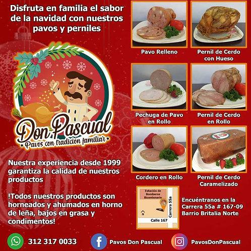 Don Pascual - Pavos con tradición familiar