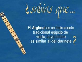 Arghoul egipcio