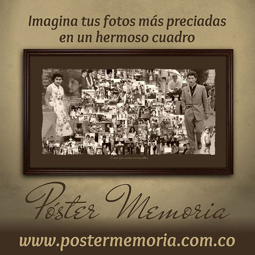 Póster Memoria