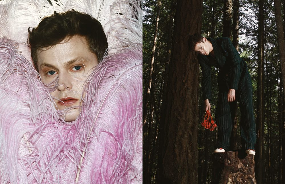 Schon Magazine and Perfume Genius