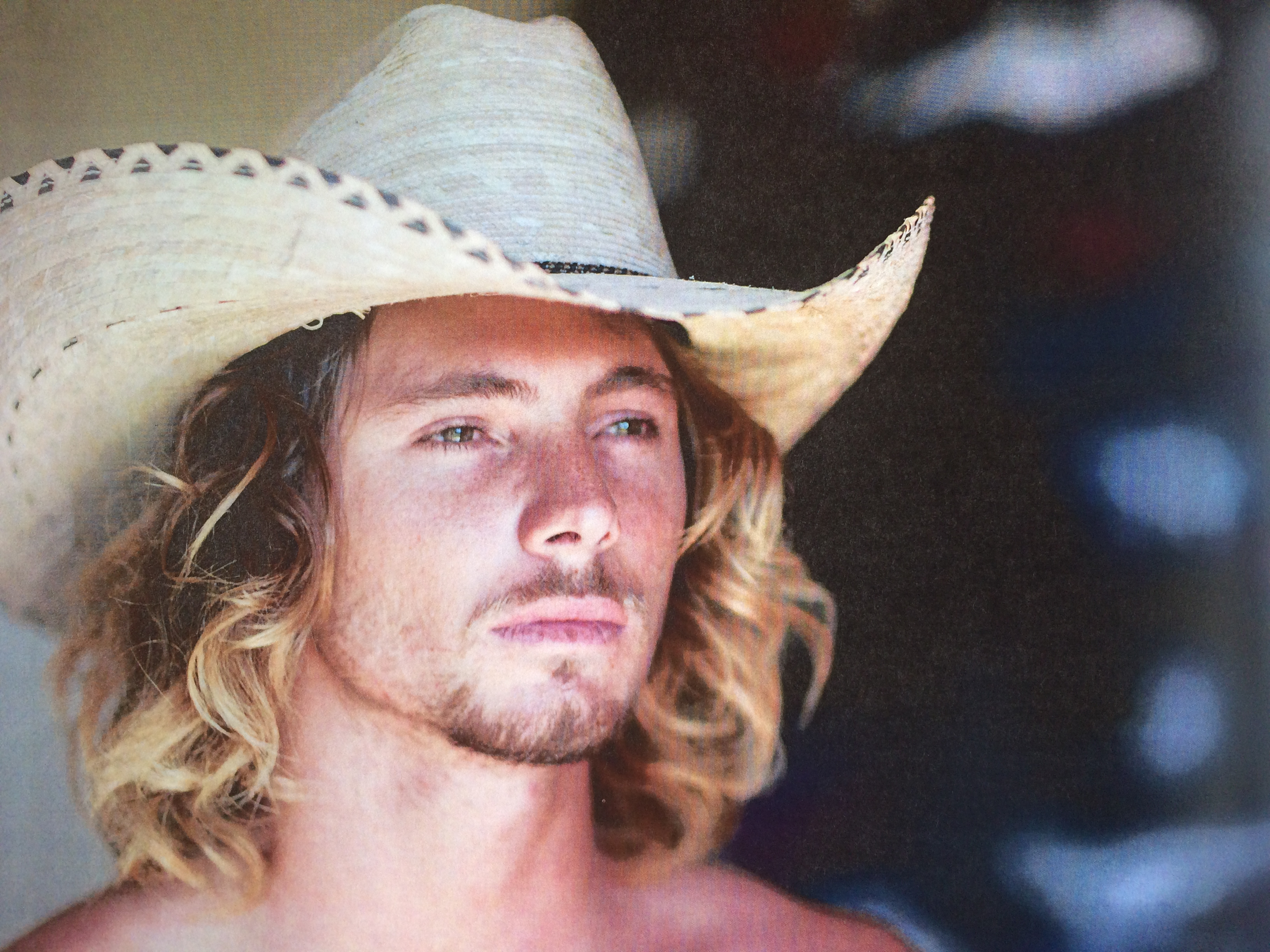 Matt Meola pro surfer