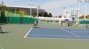 Training Video - Korean Open 2019 doubles