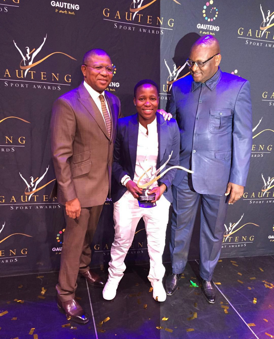 Gauteng Sports Awards - Athlete of the Year