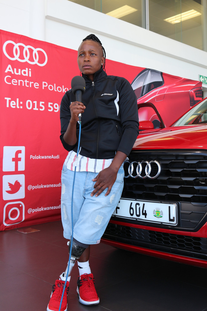 KG - Powered by Audi Centre Polokwane