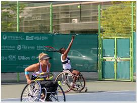 2019 Seoul Korea Open Doubles Final