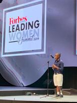 Forbes Leading Women Summit 2019