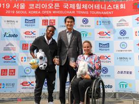 Winners 2019 Seoul Korea Open