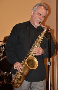 Jeff Sheloff on the Sax