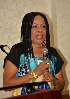 Pastor Audrey Lewis