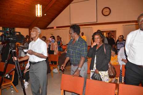 "Stand, Sing, Clap or Dance at ""An Evening of Praise"""