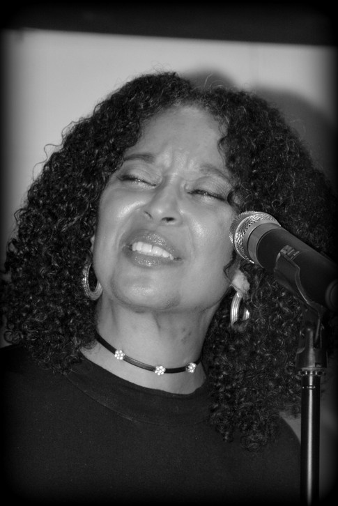 """Spoken Word with Sharon Liner Ervin at """"An Evening of Praise"""""""