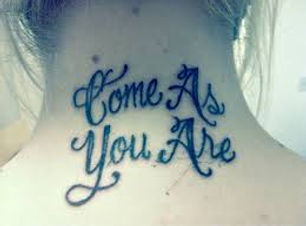 Come As You Are Tattoo images.jpg
