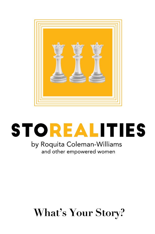 90 Minute Speaking Engagement +50 copies of Storealities