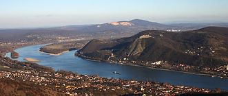 Vac, Hungary, Danube