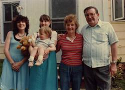 Victor S. Kautz & family