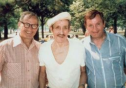 John Jr., Emery and Bill Kautz