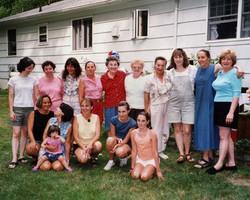 Victor S. Kautz's family