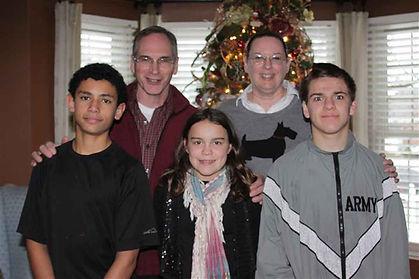 Douglas K. Mills Family