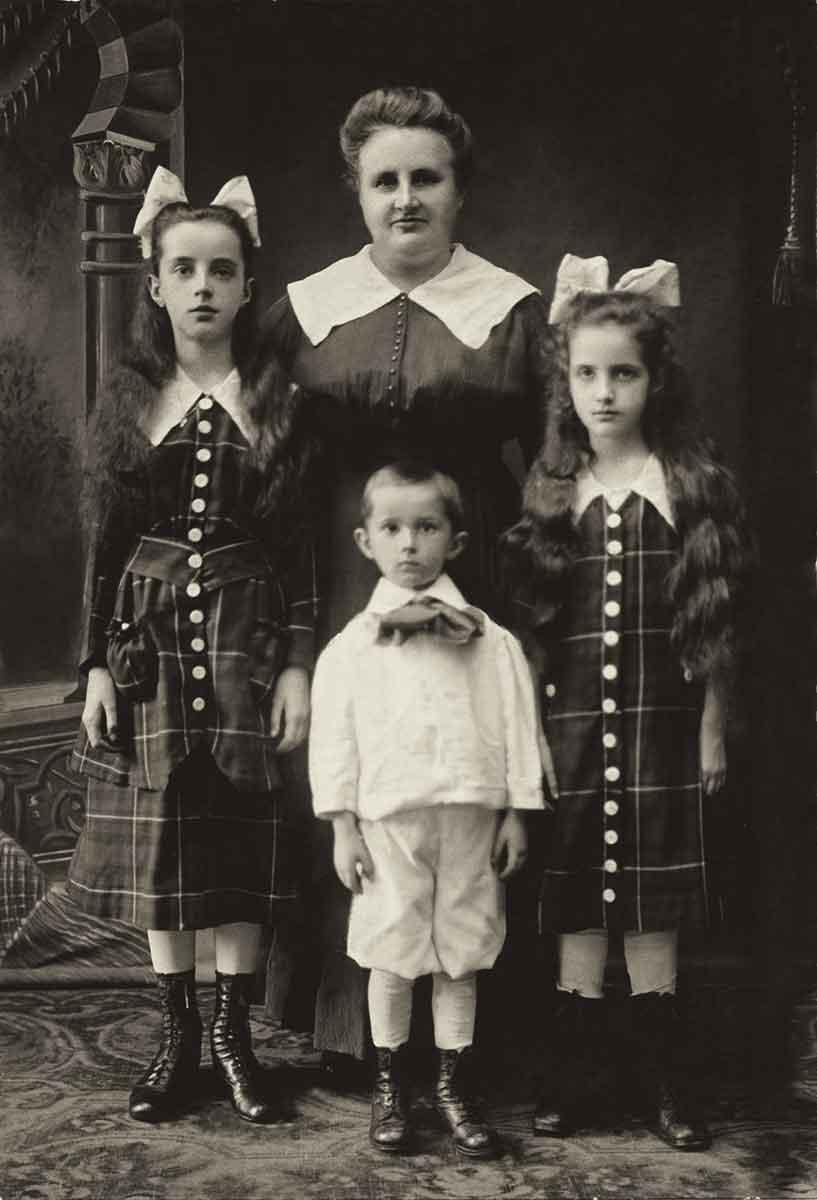 New York - circa 1915