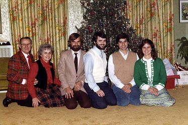 Proctor Houghton & family
